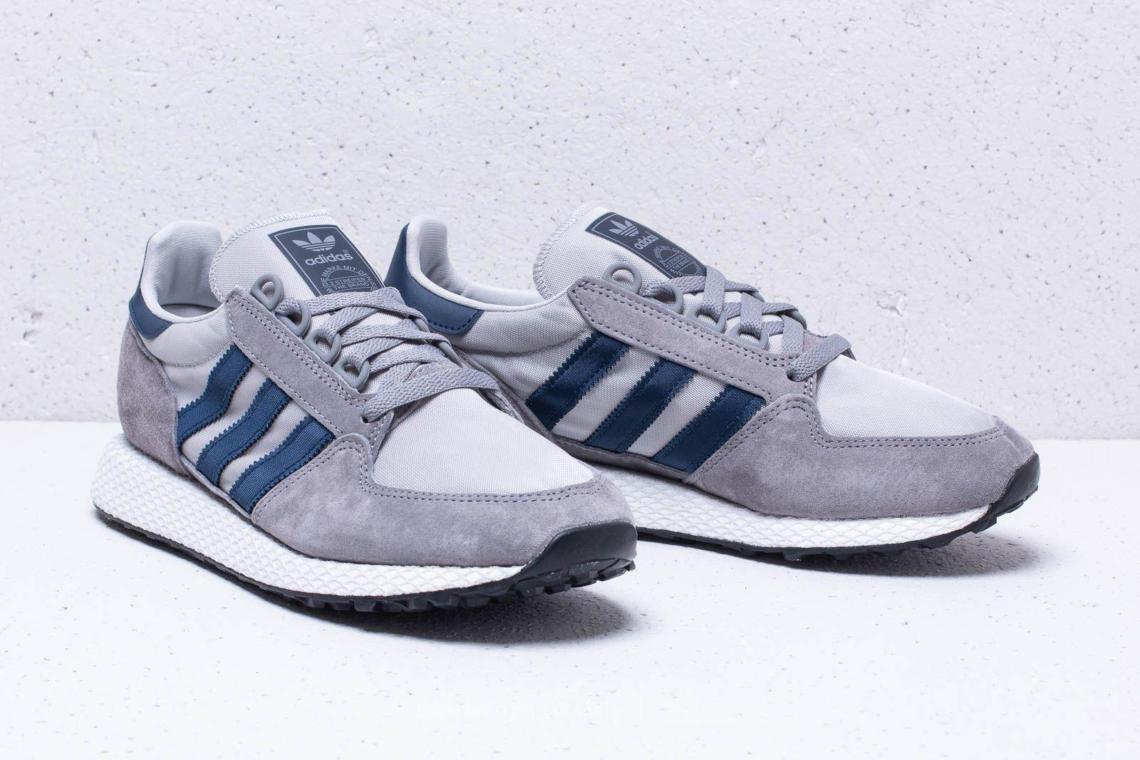 online store d7b2e b93fa Adidas Originals - Gray Adidas Forest Grove Grey Three Collegiate Navy  Grey Two for. View fullscreen