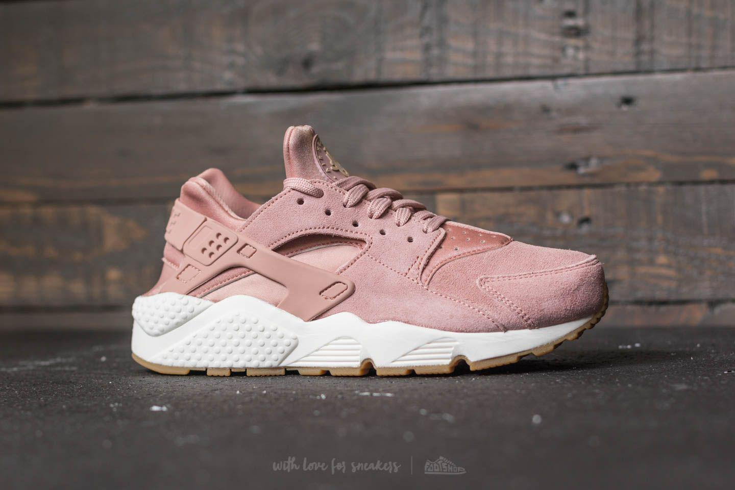 Lyst - Nike Wmns Air Huarache Run Sd Particle Pink  Mushroom-sail in ... 4f2e59a62117
