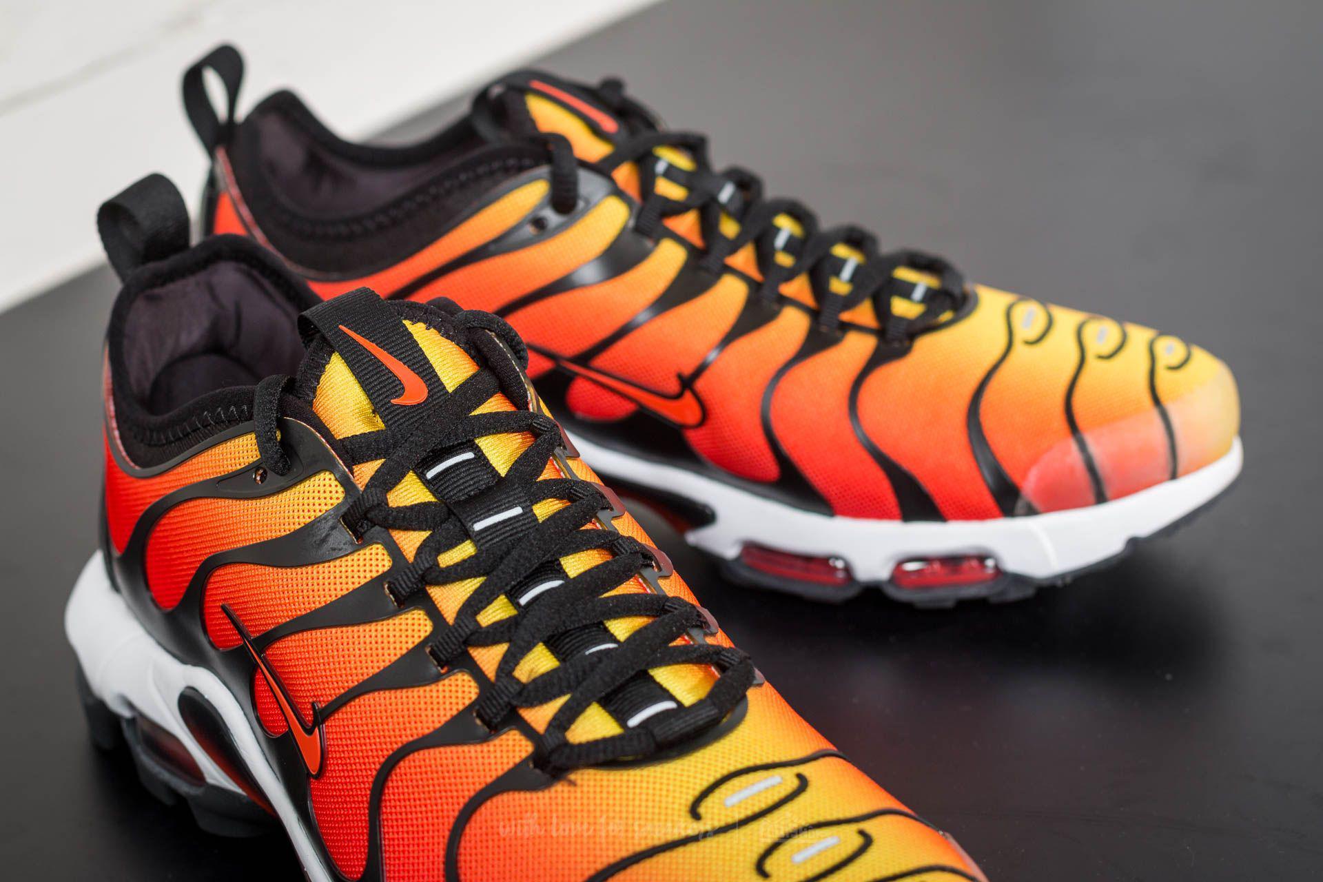 Details about Mens Nike Air Max Plus TN Ultra 898015 004 Tiger Black Tour Yellow Orange Tr