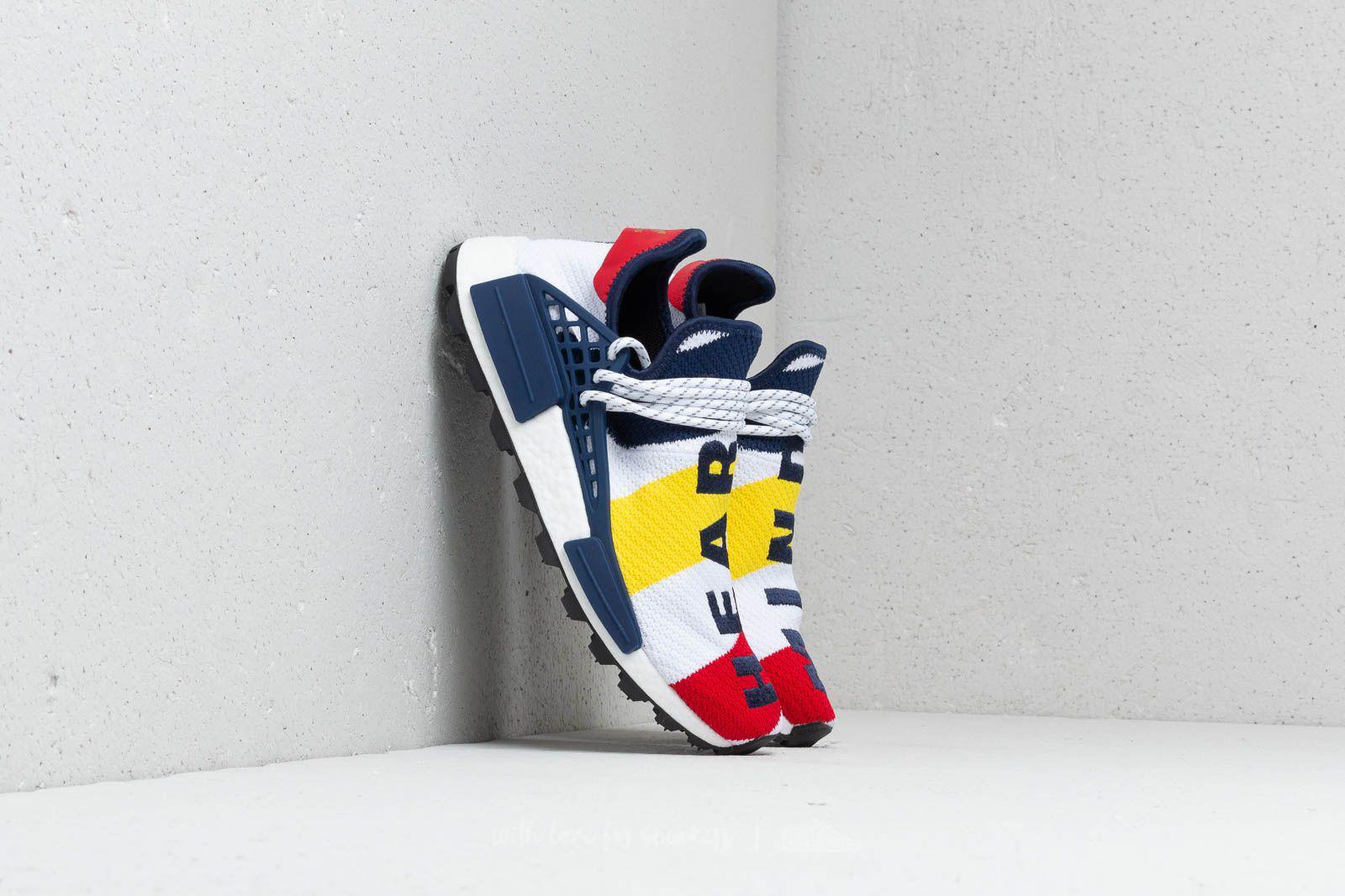 a9f73c84e2415 Lyst - adidas Originals Adidas X Pharrell Williams Bbc Hu Nmd ...