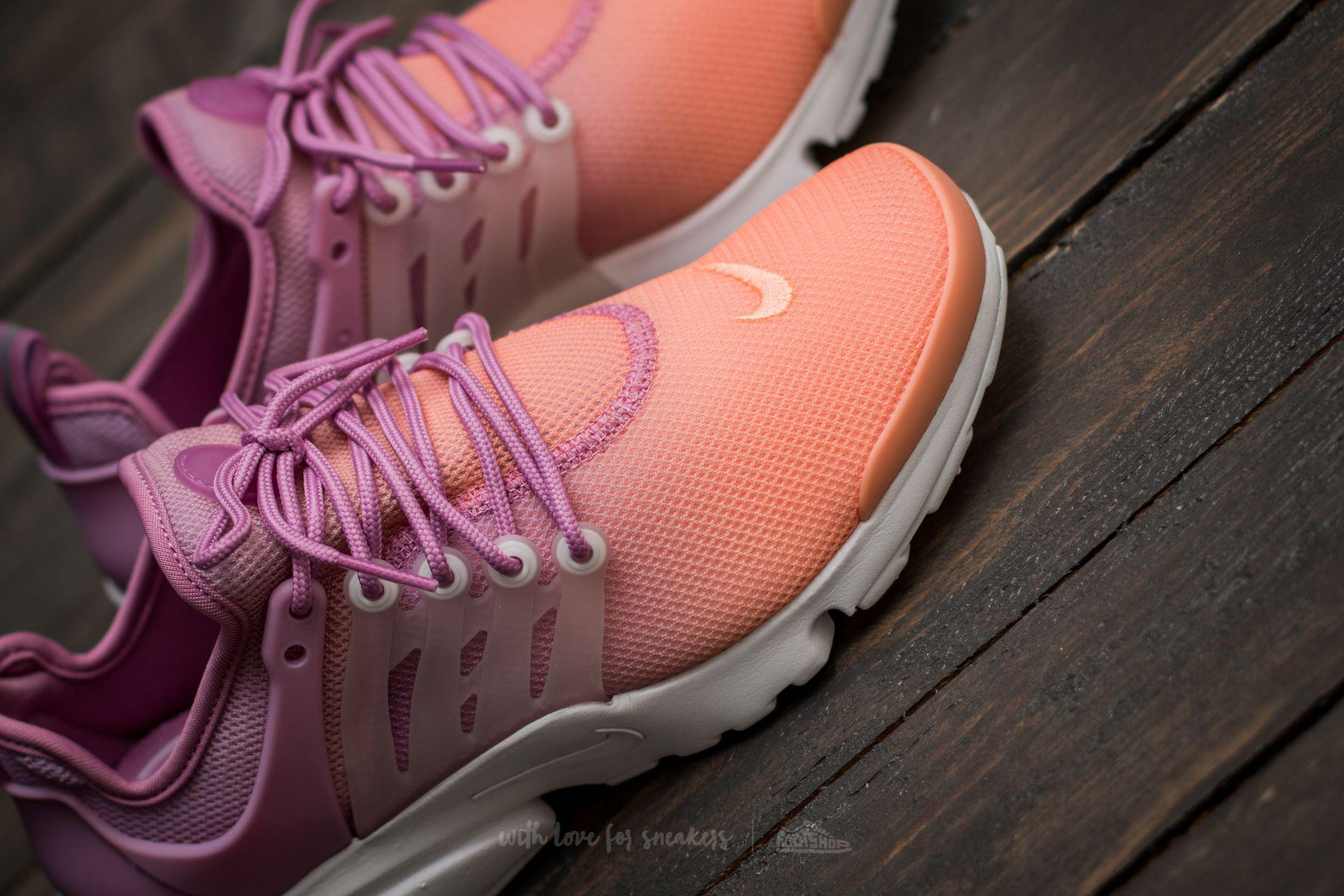 19c30104187f Lyst - Nike Wmns Air Presto Ultra Br Sunset Glow  White Orchid