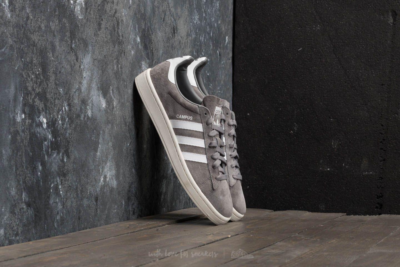 lyst adidas originali adidas campus grey 3 / calzature bianche