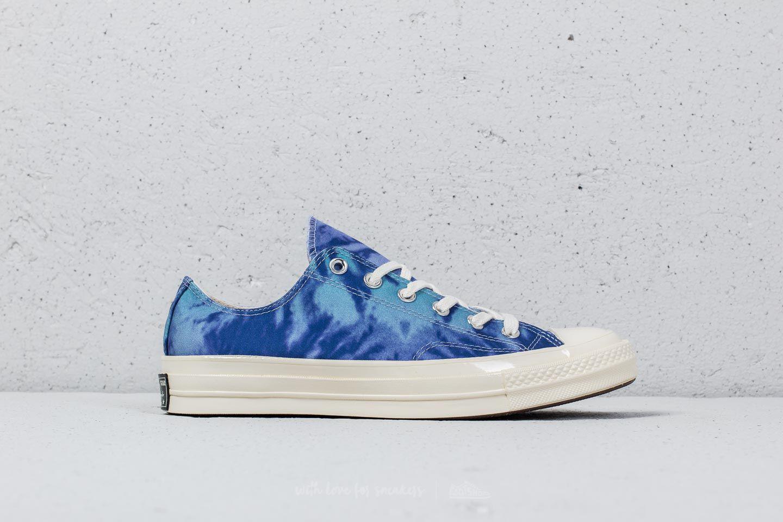 6e55e89f26097b Lyst - Converse Chuck 70 Ox Court Purple  Shoreline Blue in Blue for Men