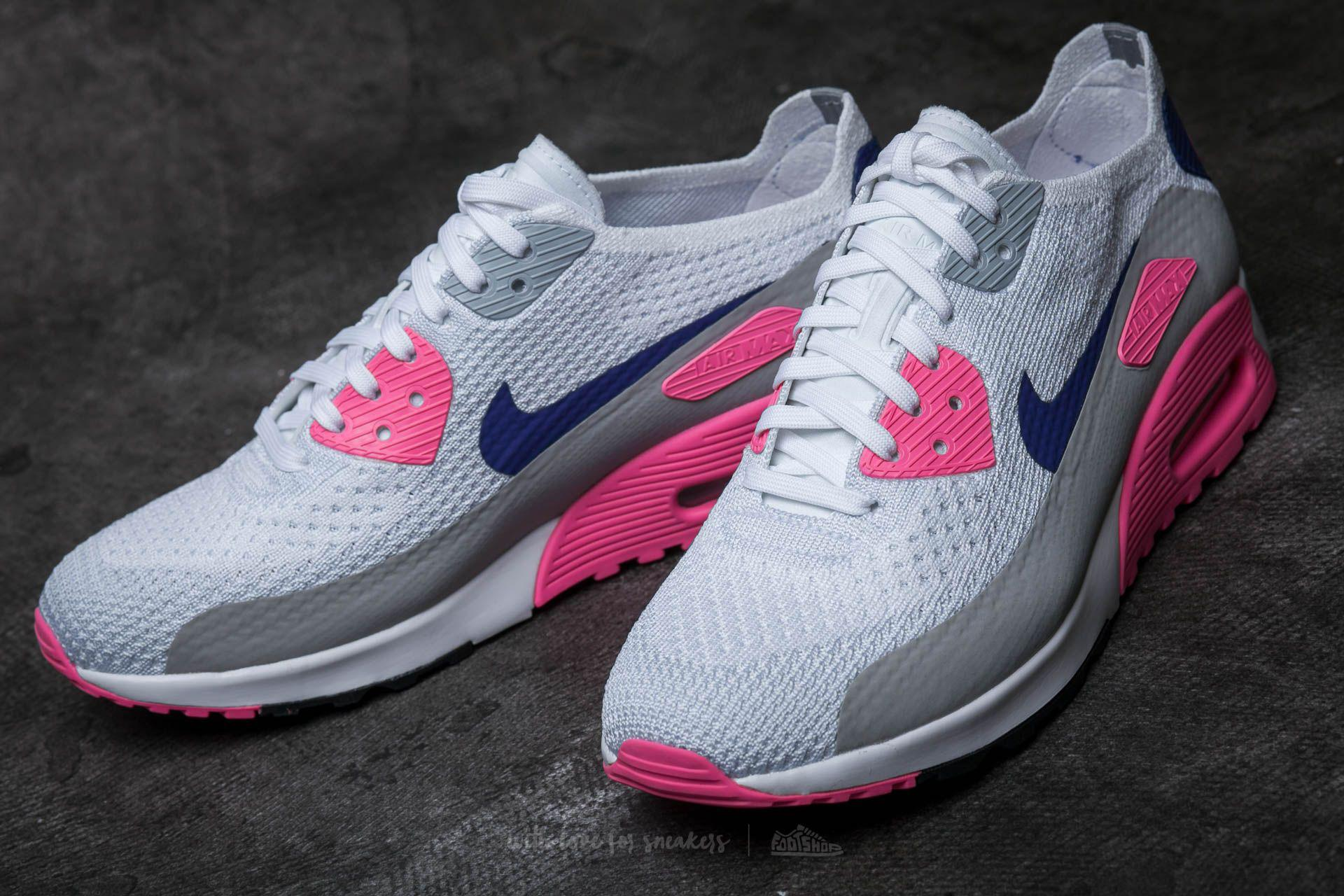 abe0b6fca91e Gallery. Previously sold at  Footshop · Women s Nike Air Max 90 Women s  Nike Flyknit ...