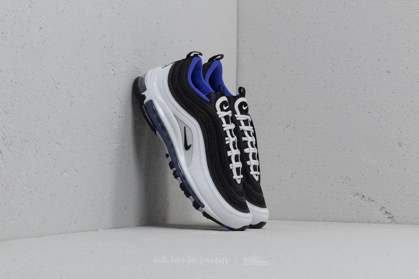 separation shoes e9c6f d87cf Lyst - Nike Air Max 97 White  Black-persian Violet in Black for Men