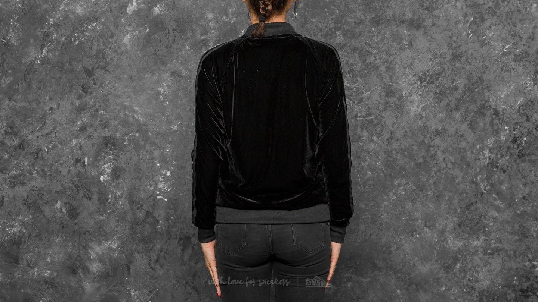 eaa363b673d9 Lyst - adidas Originals Adidas Velvet Vibes Superstar Track Jacket ...