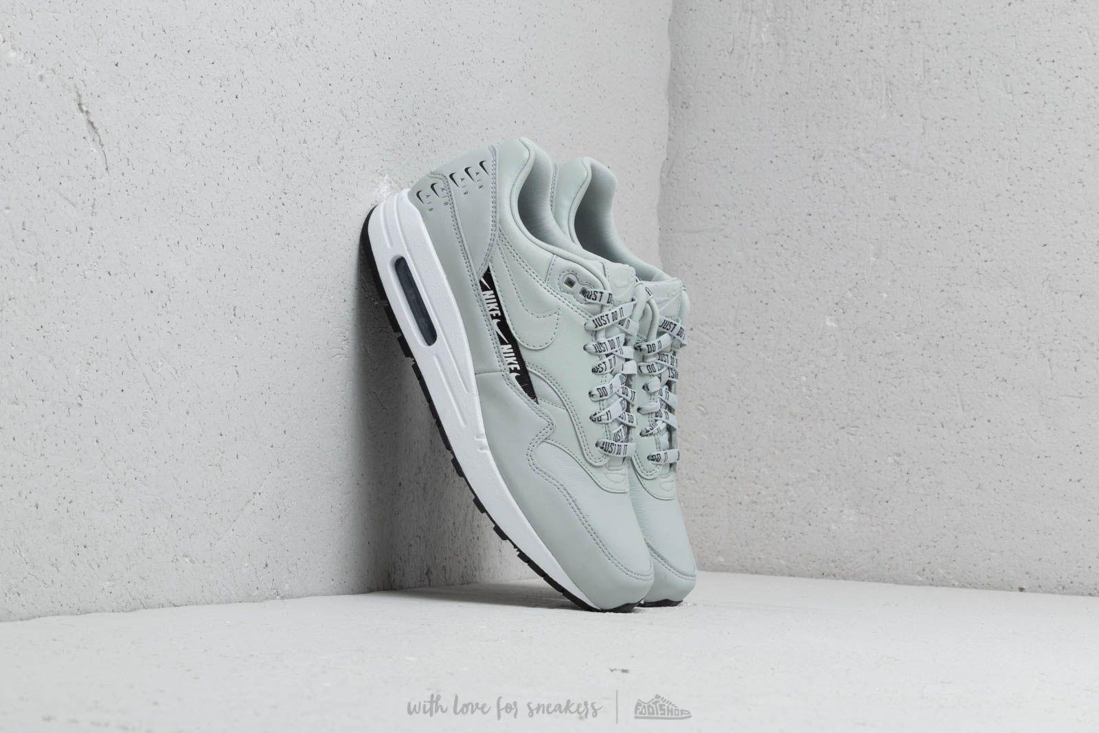 Nike - Metallic Air Max 1 Se Wmns Light Silver  Light Silver - Lyst. View  fullscreen db1fd90f2e
