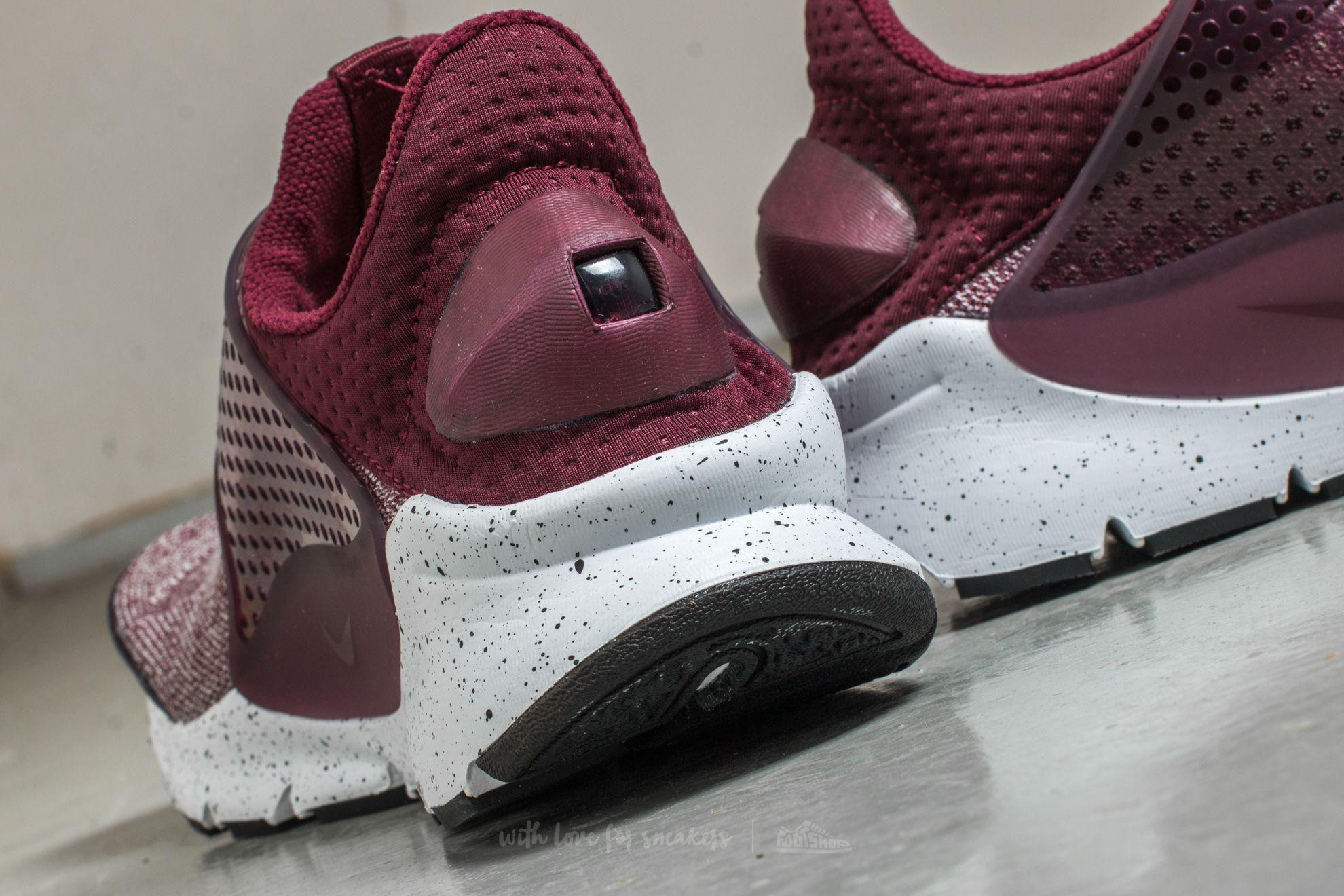 huge selection of 07cba d0a78 Nike Multicolor Sock Dart Se Premium Night Maroon/ Night Maroon for men