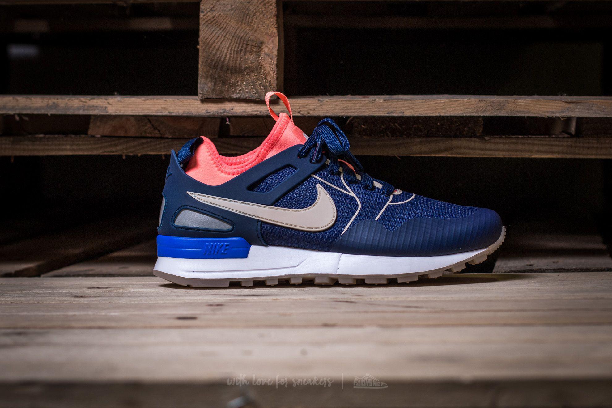 official photos ce6d6 547a0 Lyst - Nike W Air Pegasus 89 Tech Si Binary Blue Oatmeal-lav