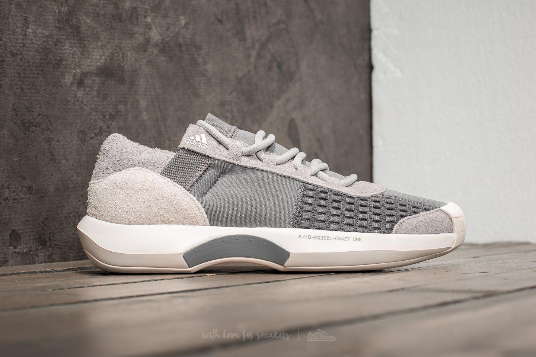 super popular 05637 02501 Lyst - adidas Originals Workshop Ad Crazy 1 Grey Three Grey