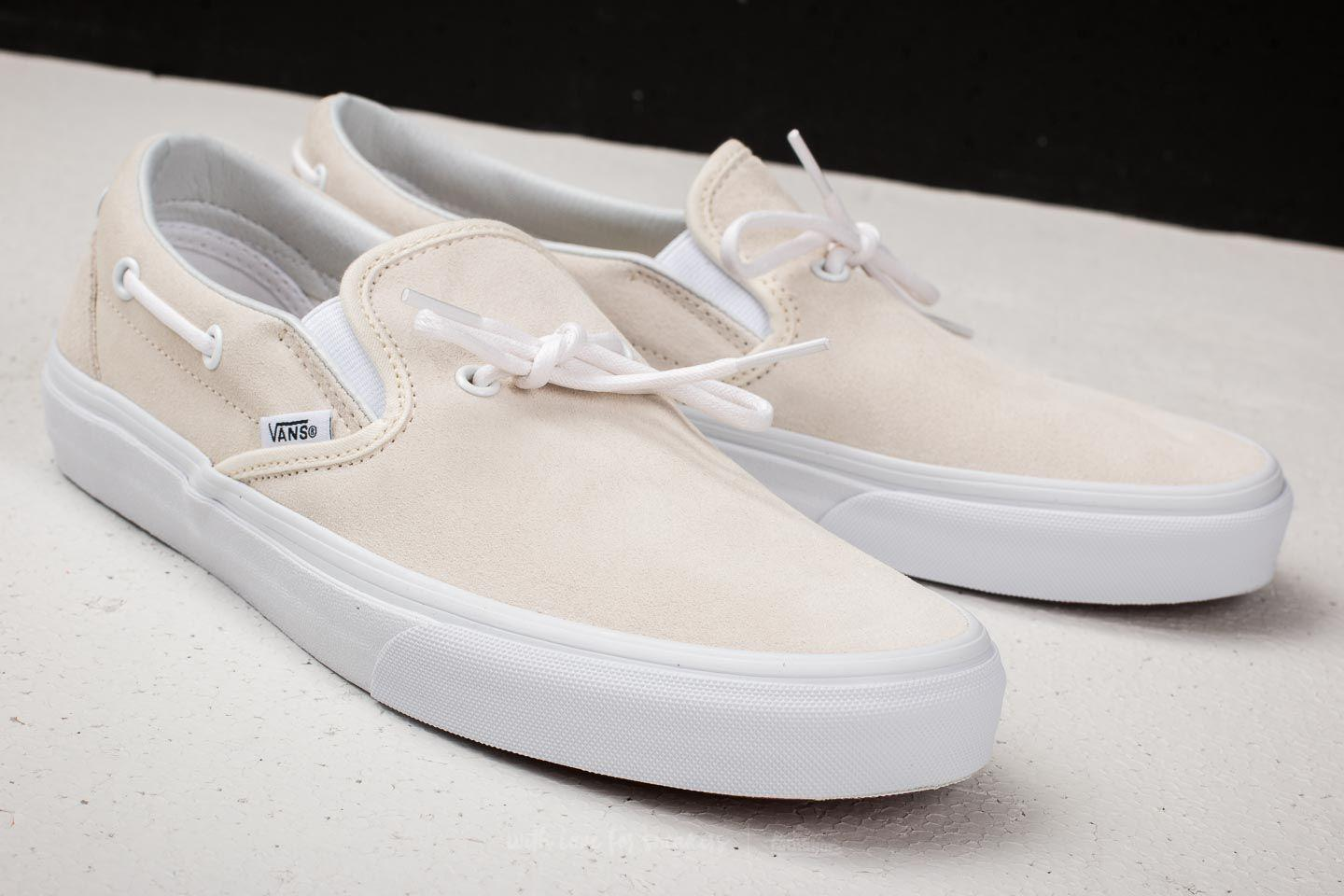 Lyst - Vans Lacey 72 (suede) Leather Lace  Classic White for Men bb12bf6cd