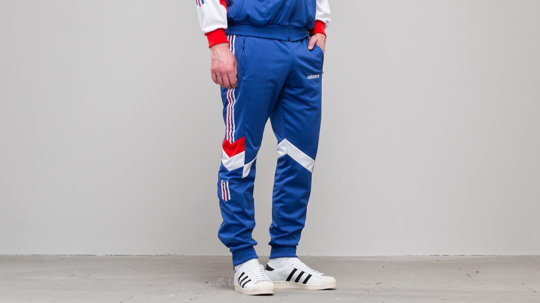 Lyst adidas Originals Adidas Aloxe track pants Bold AZUL / White
