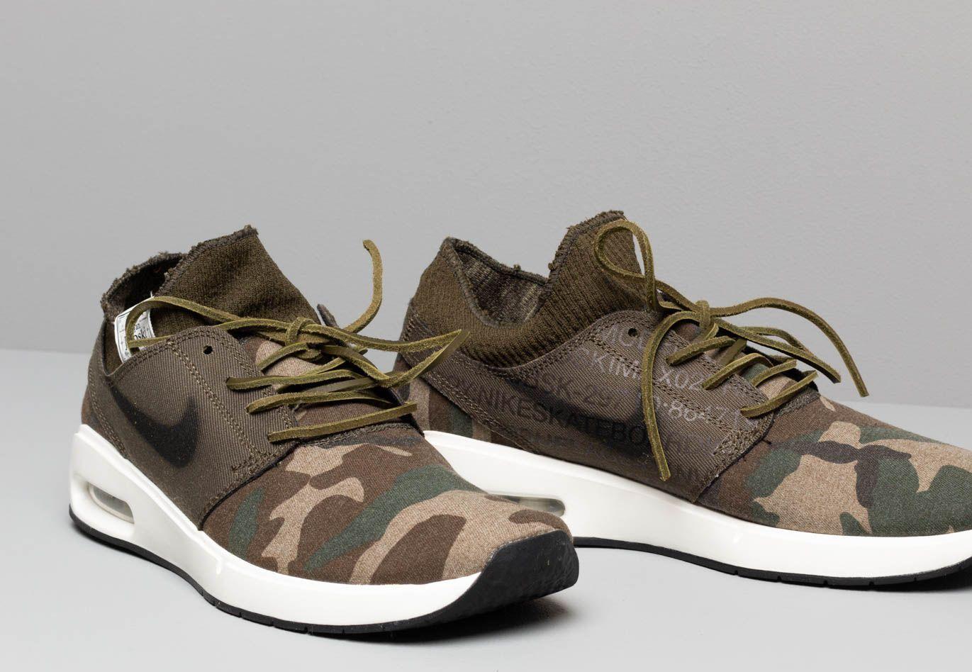 sports shoes f8cbe bbece Nike - Sb Air Max Janoski 2 Prm Iguana  Black-cargo Khaki-desert. View  fullscreen