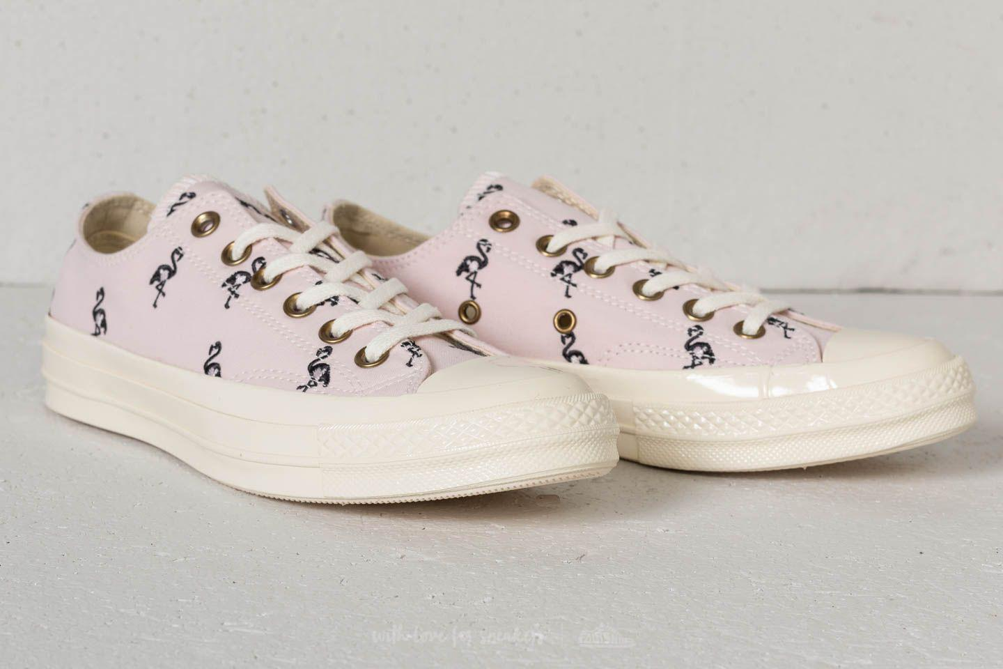 654d7908f624 Lyst - Converse Chuck Taylor All Star 70 Ox Barely Rose  Almost ...