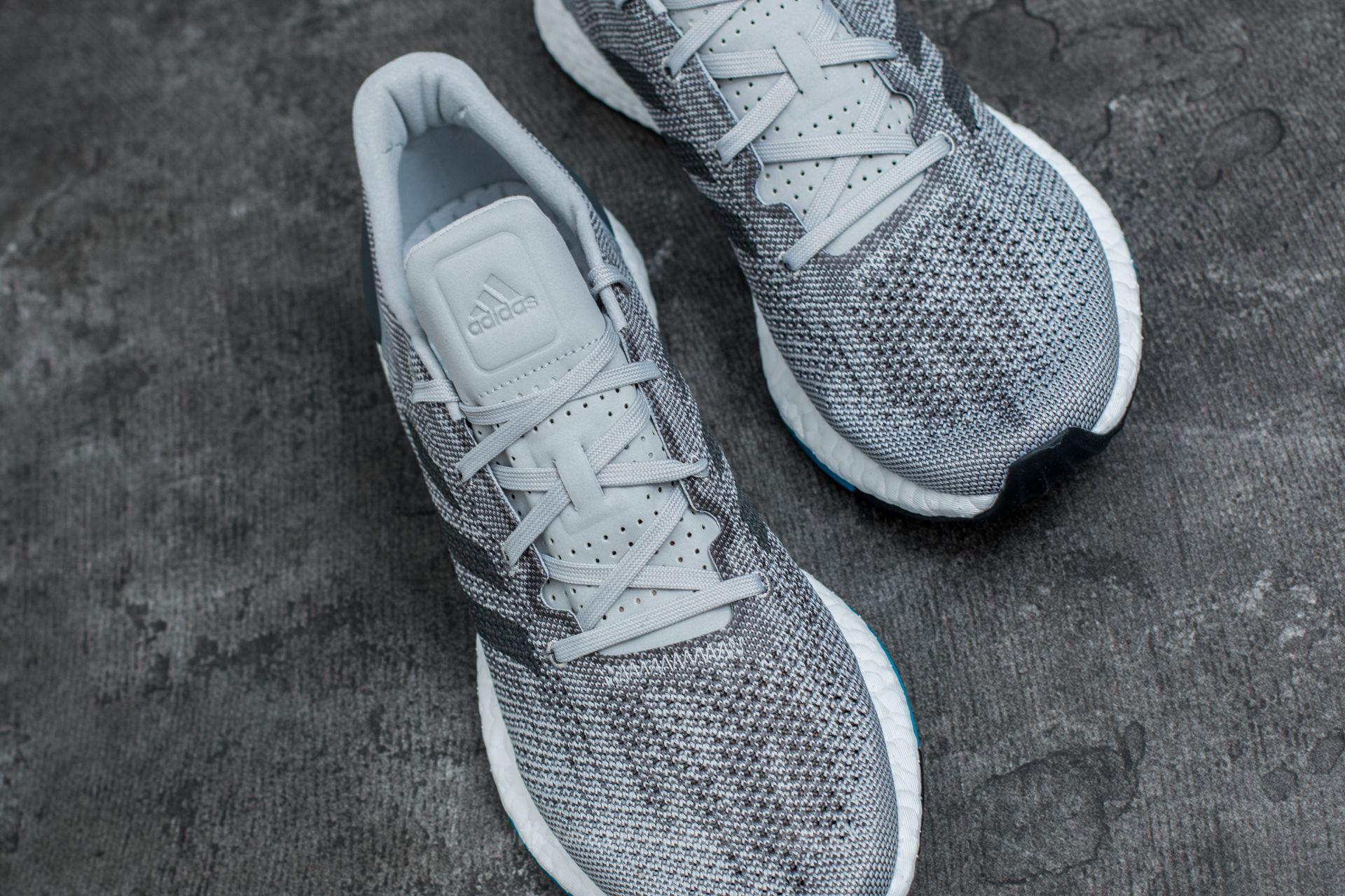 Lyst Footshop Adidas Pureboost Dpr N. 5 / Dgh Solido Grigio Grigio / Grigio