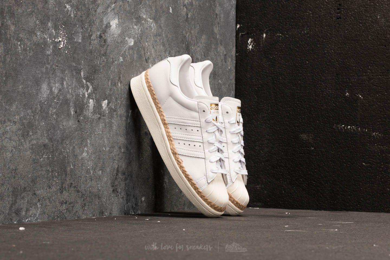 314131589e7e adidas Originals. Women s Adidas Superstar 80s New Bold W Ftw White  Ftw  White  Off White