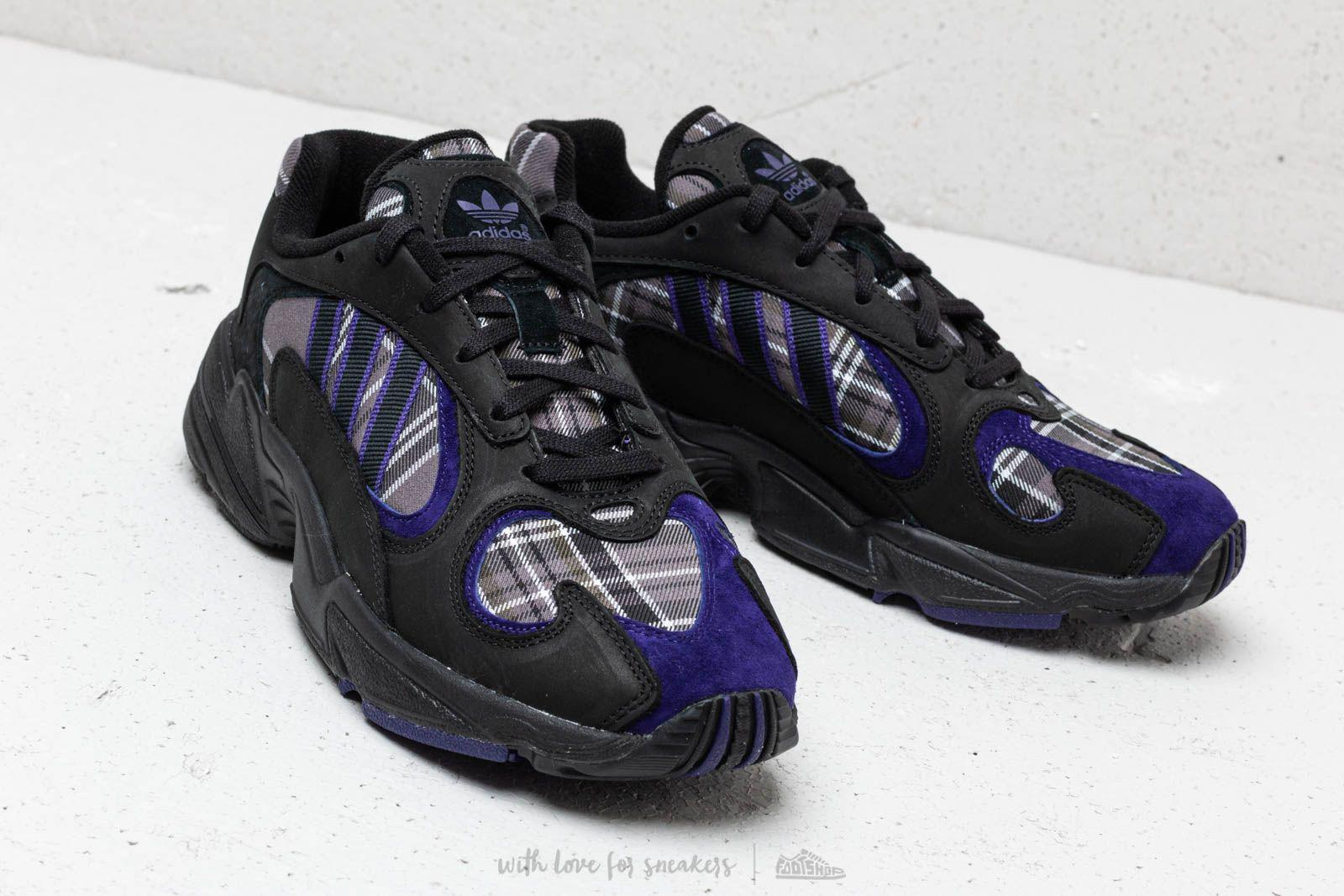 detailed look 6631a 0ee79 Adidas Originals - Adidas Yung-1 Core Black Core Purple Core Black for.  View fullscreen