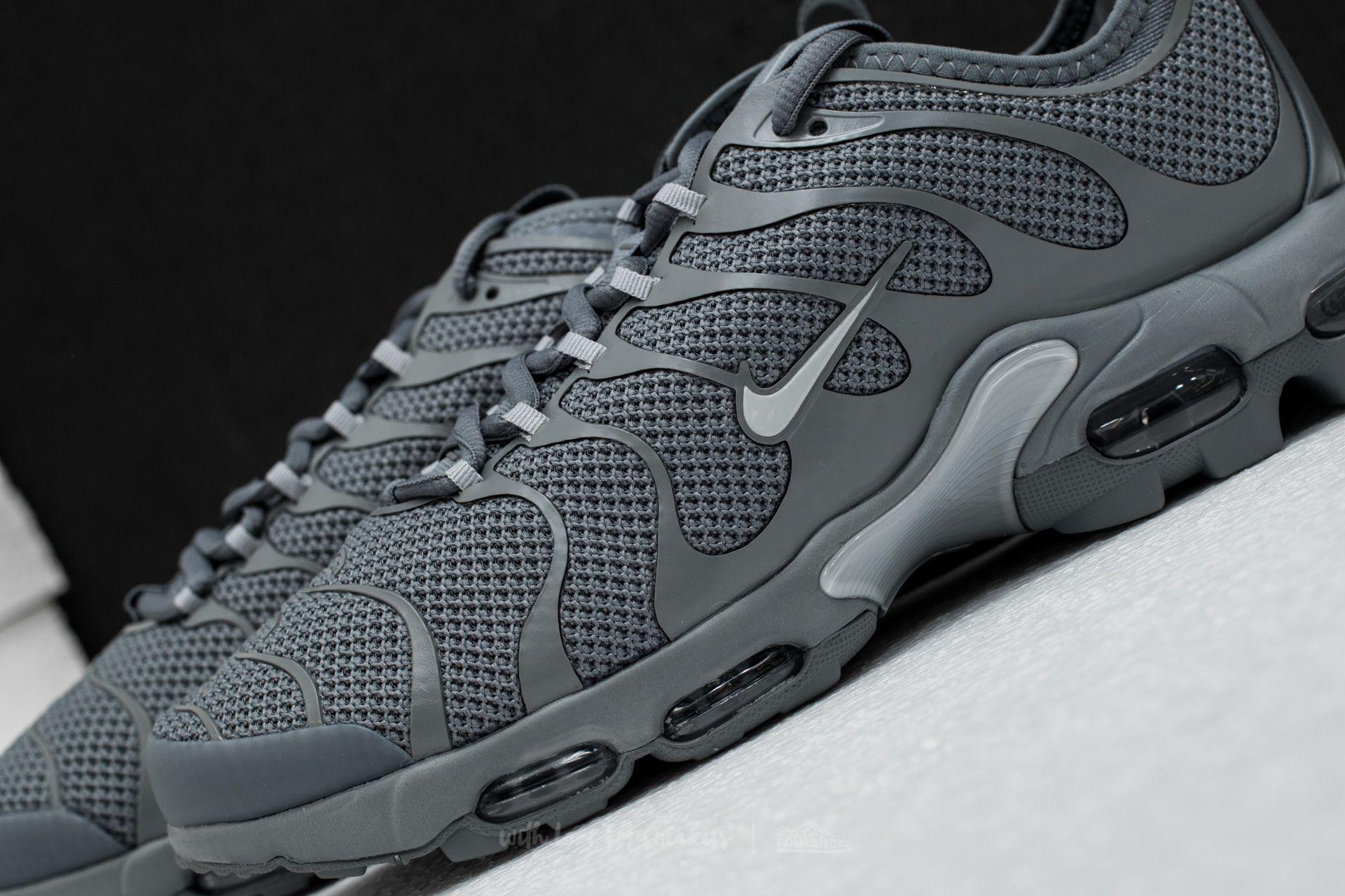 pretty nice 79249 89570 Nike Air Max Plus Tn Ultra Cool Grey  Wolf Grey-cool Grey in Gray ...
