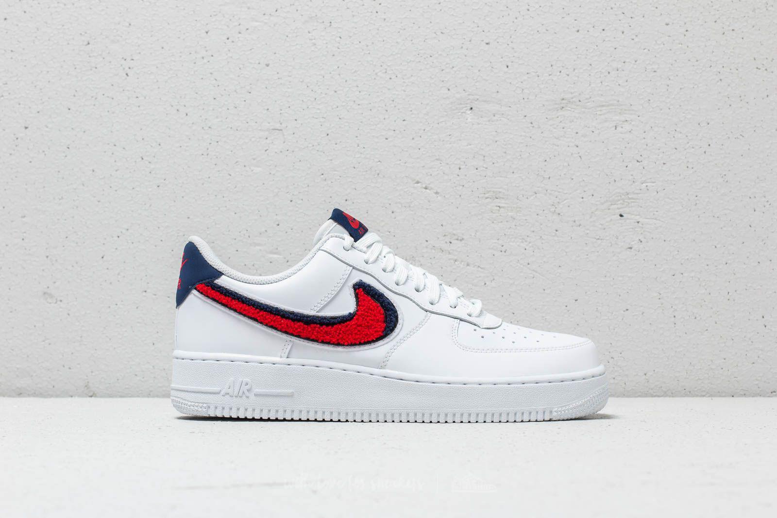 ... good service ... genuine shoes 54526 0da31 Lyst - Nike Air Force 1 ́07  ... b7957289dbc1