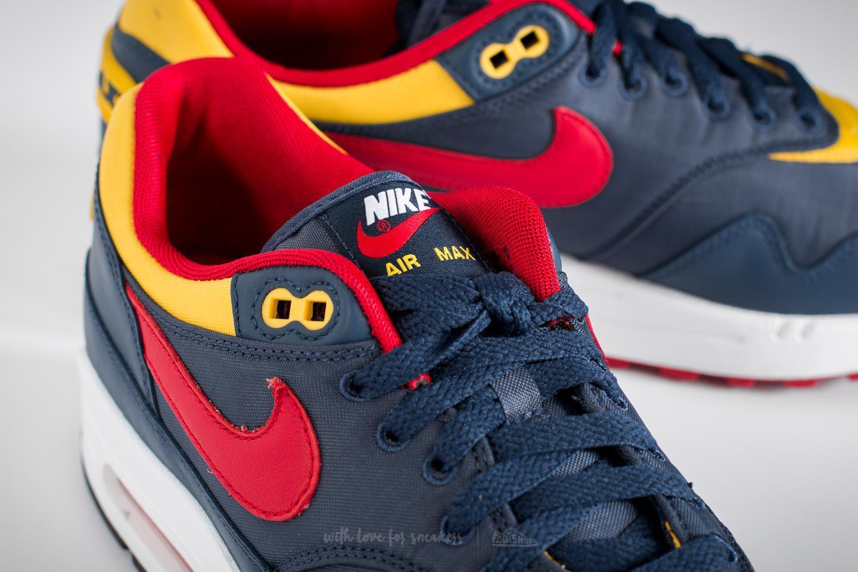 Nike Air Max 1 Premium Navy
