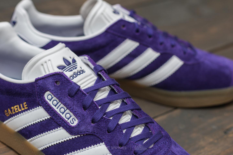 da569e258a8c Lyst - adidas Originals Adidas Gazelle Super Energy Ink  Ftw White ...