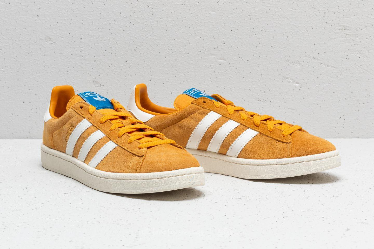 newest 9b47e 050f1 Lyst - adidas Originals Adidas Campus Tactile Yellow  Cloud White ...