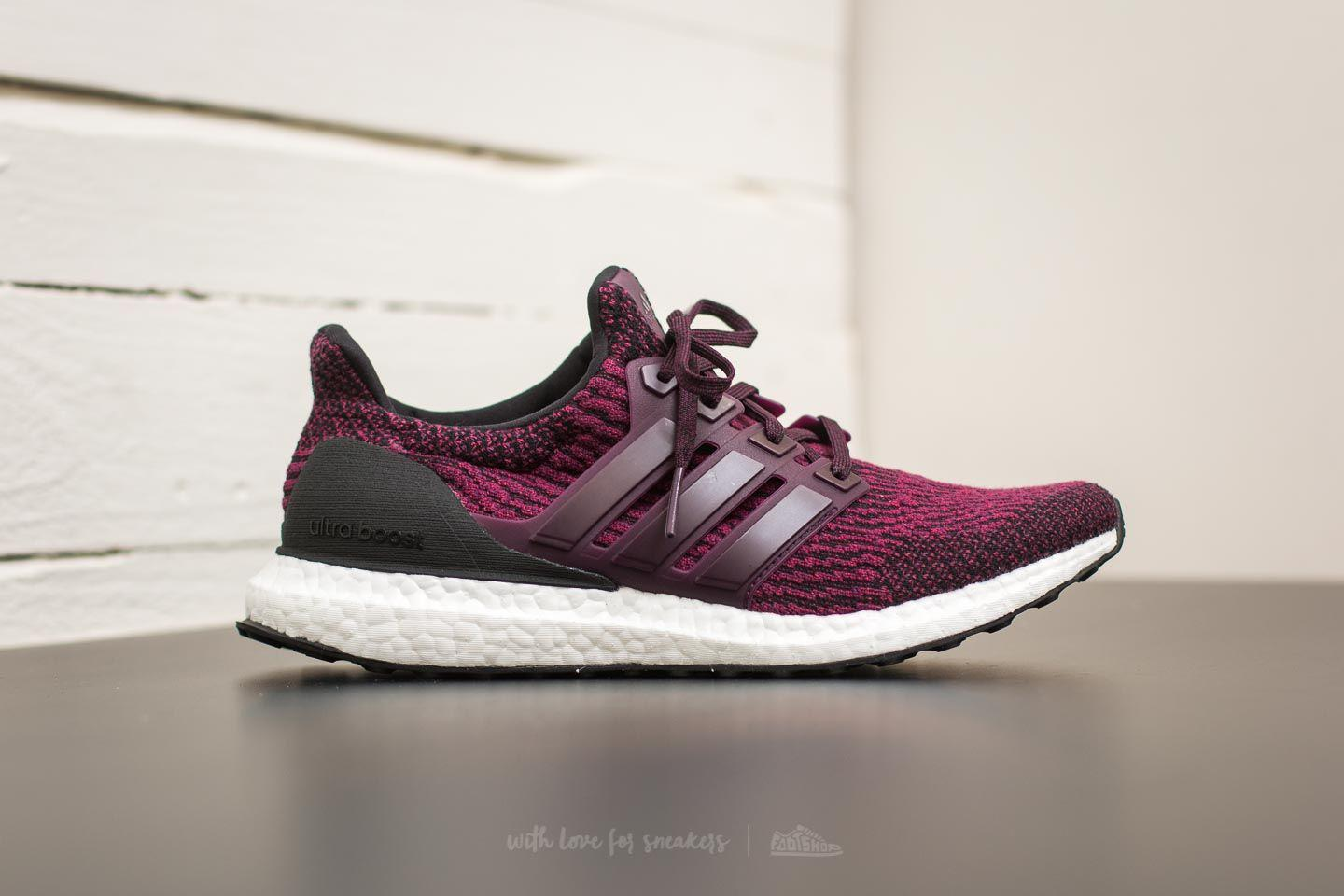 29.100 lyst footshop adidas ultraboost w rosso sera / notte / nucleo di colore rosso