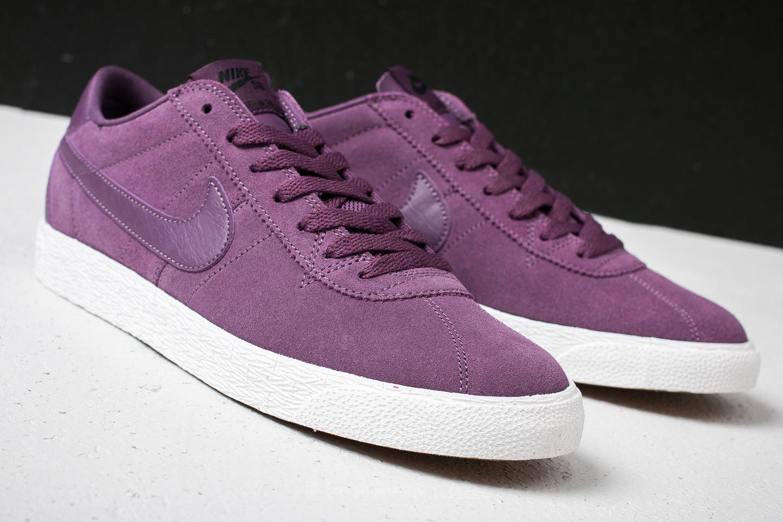 e87725386bab Lyst - Nike Sb Bruin Zoom Premium Se Pro Purple  Pro Purple in ...