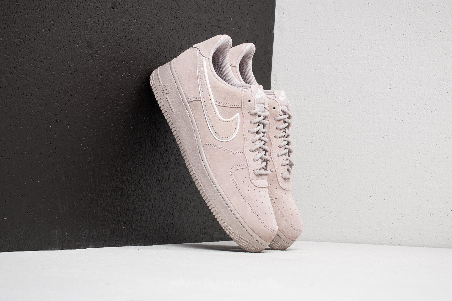 half off 87401 f74c8 Lyst - Nike Air Force 1  07 Lv8 Suede Moon Particle  Moon Particle ...