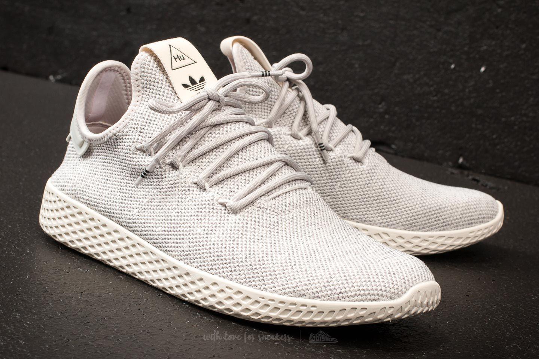 2db3bdba3a8d Lyst - adidas Originals Adidas Pharrell Williams Tennis Hu Grey One ...