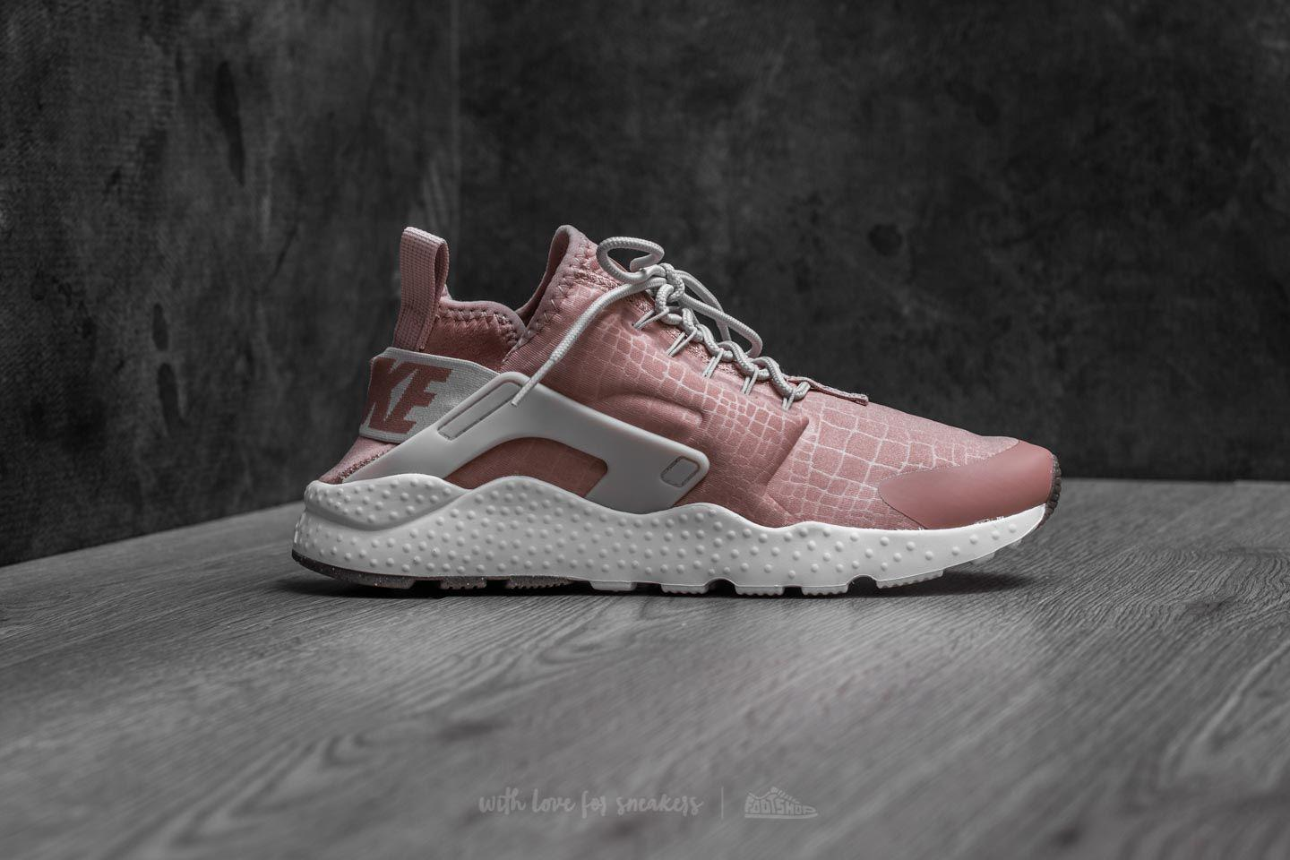 Lyst - Nike W Air Huarache Run Ultra Particle Pink  Light Bone aae054a8ef26