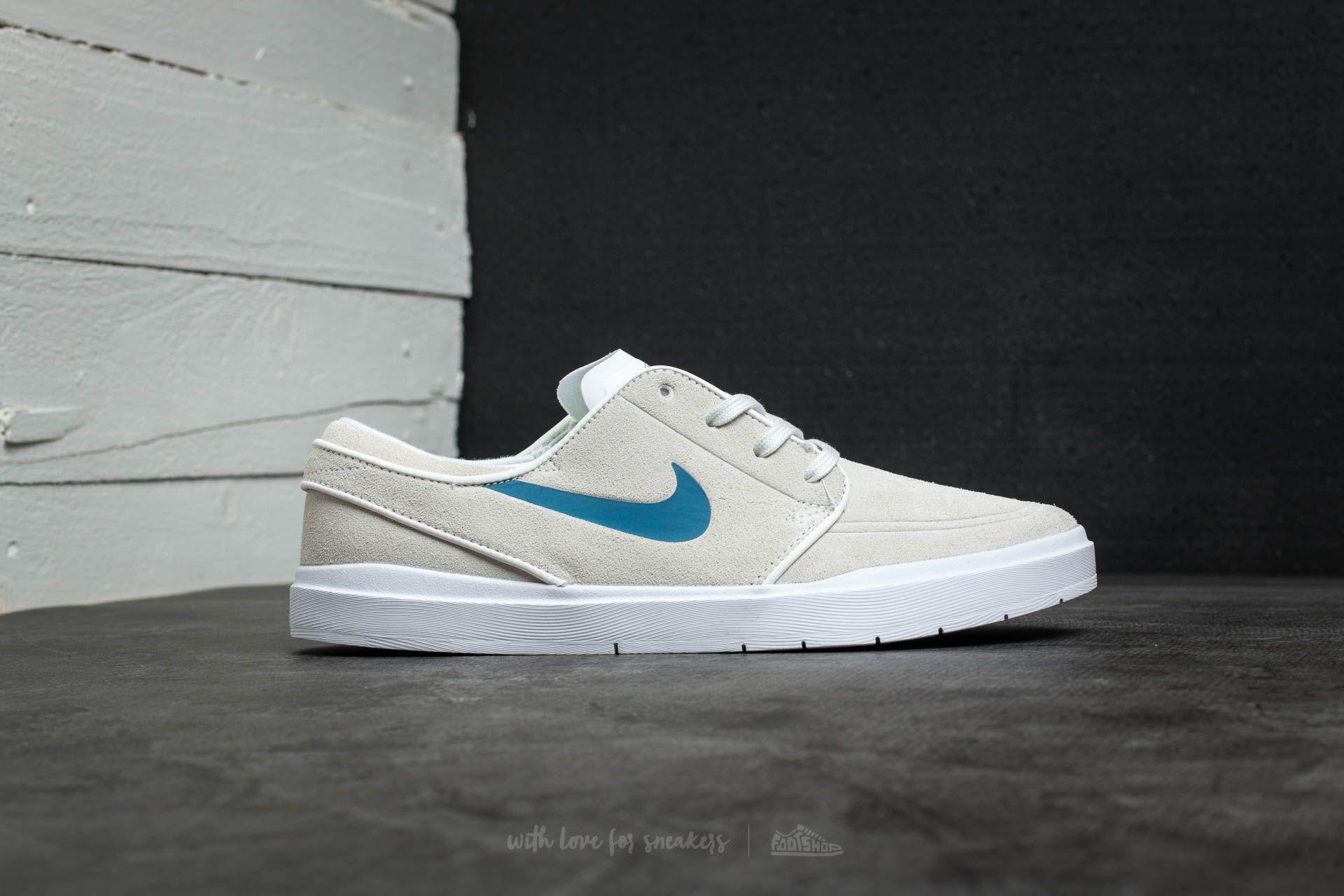 Lyst - Nike Stefan Janoski Hyperfeel Summit White  Industrial Blue ... 37a303787