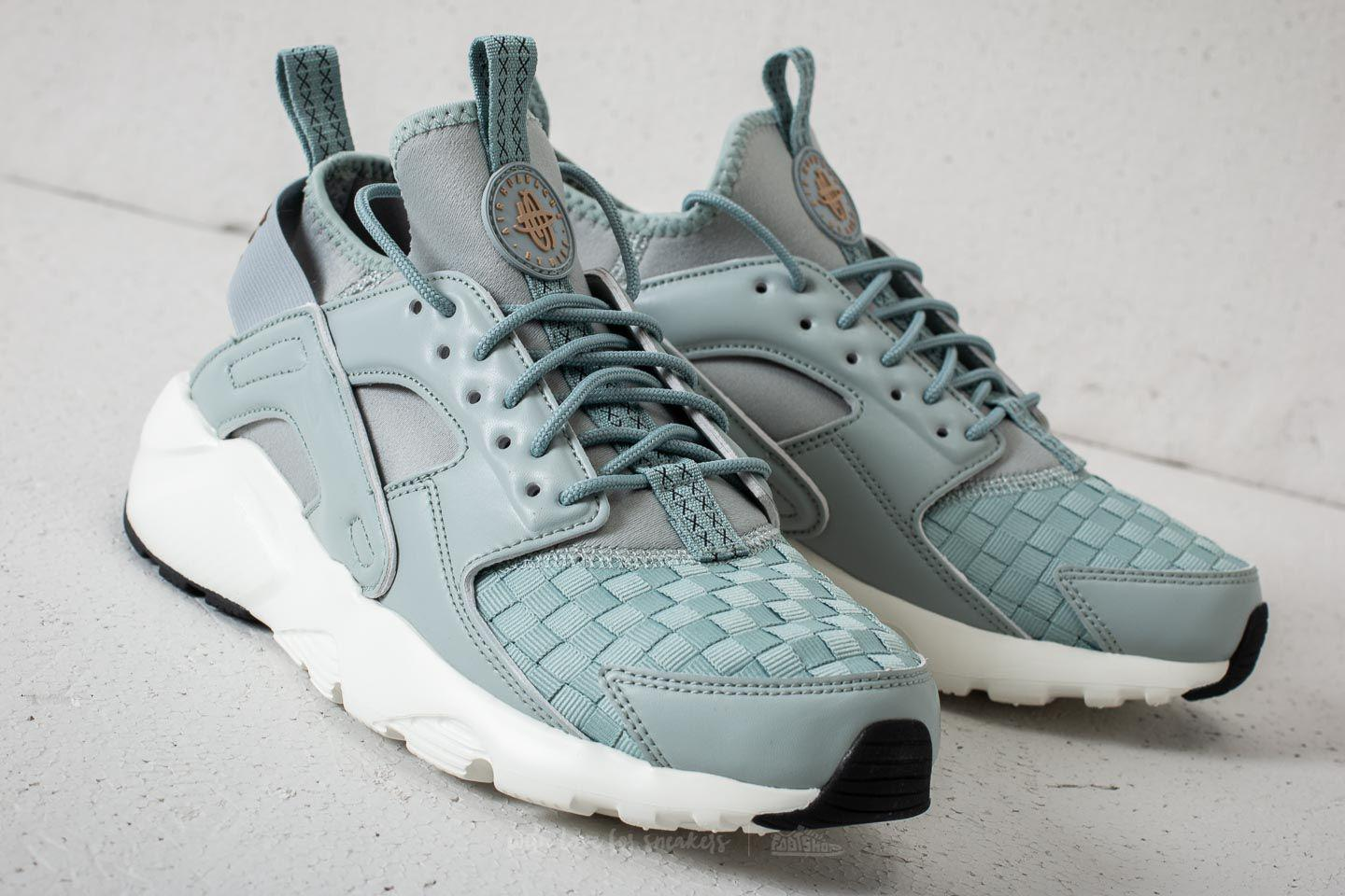 2403b558b57 ... discount nike sportswearair huarache run ultra trainers light pumice  sand sail black 3754b ee005