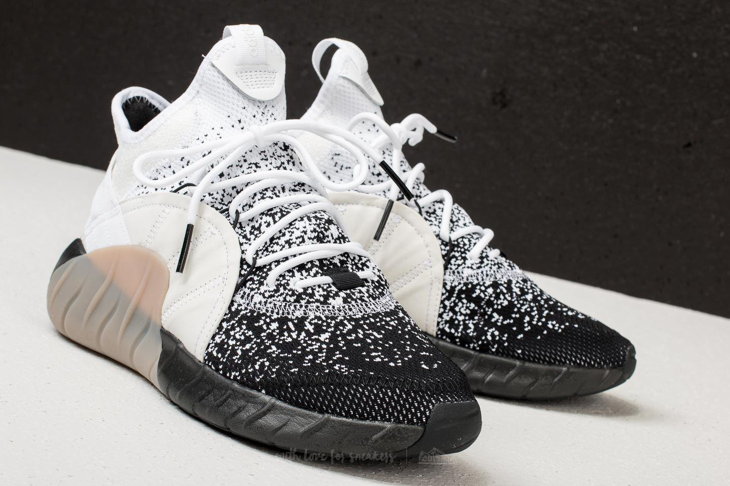 adidas Adidas Tubular Rise Primeknit Ftw / Core Black/ Light Solid Grey i8UPPx