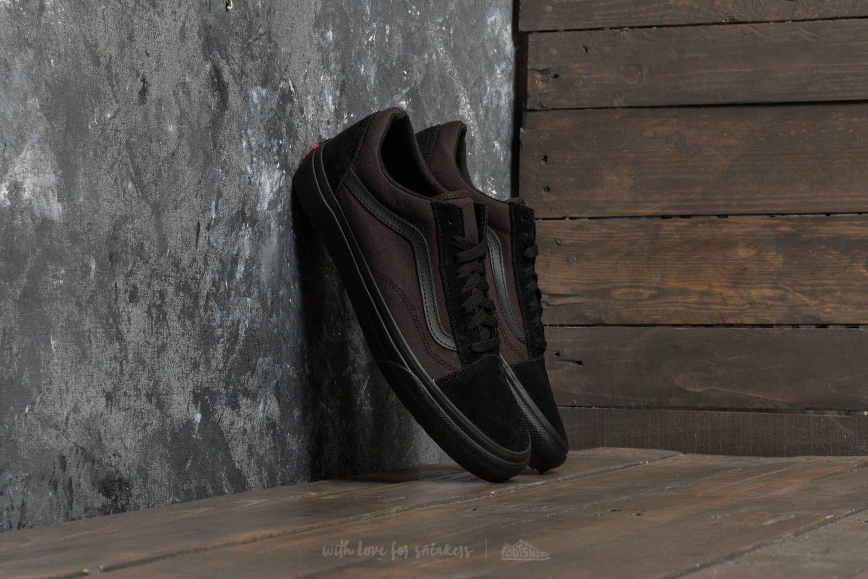 d30264ef3413de Lyst - Vans Old Skool Uc (made For The Makers) Black  Black in Black ...