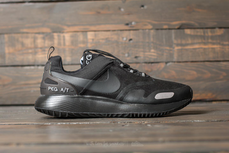 4c4b4bc381d7 Lyst - Nike Air Pegasus A t Winter Black  Black-wolf Grey in Black ...