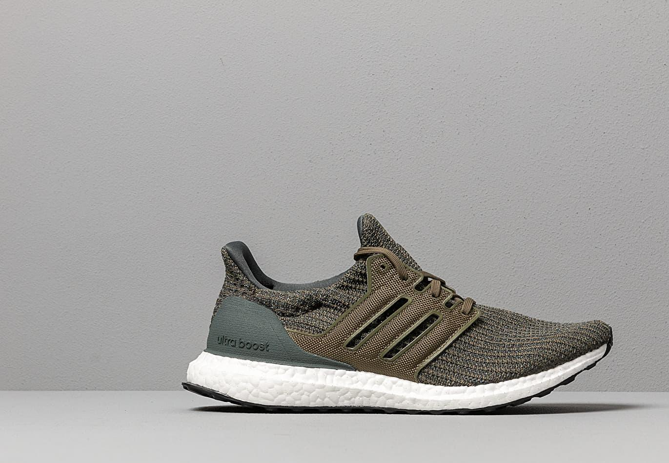more photos 90f52 f4a6c adidas Adidas Ultraboost Legend Ivy  Raw Khaki  Ftw White in White ...
