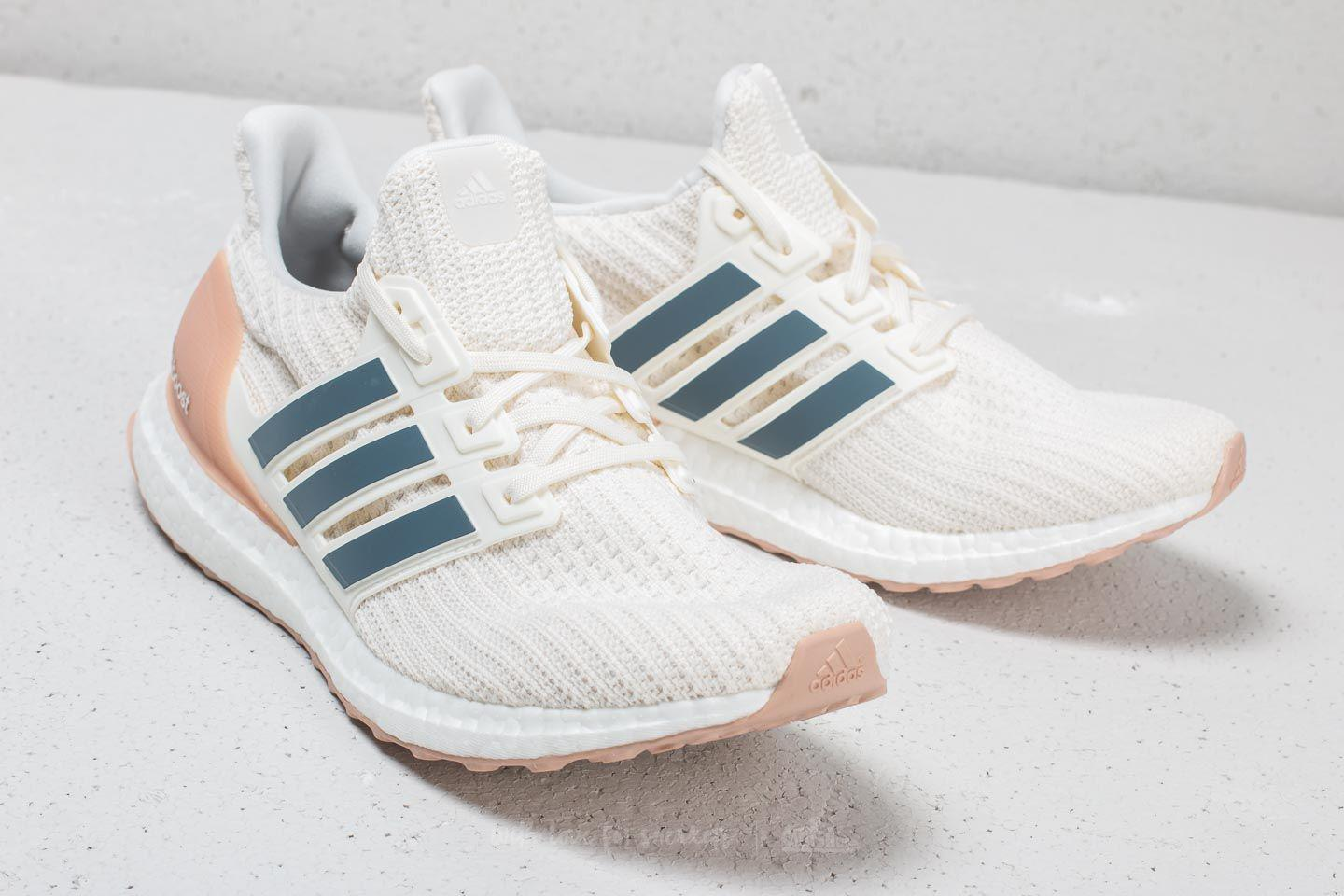 best service a0058 879df Footshop Adidas Ultraboost Cloud White  Tech Ink  Vapour Grey in ...