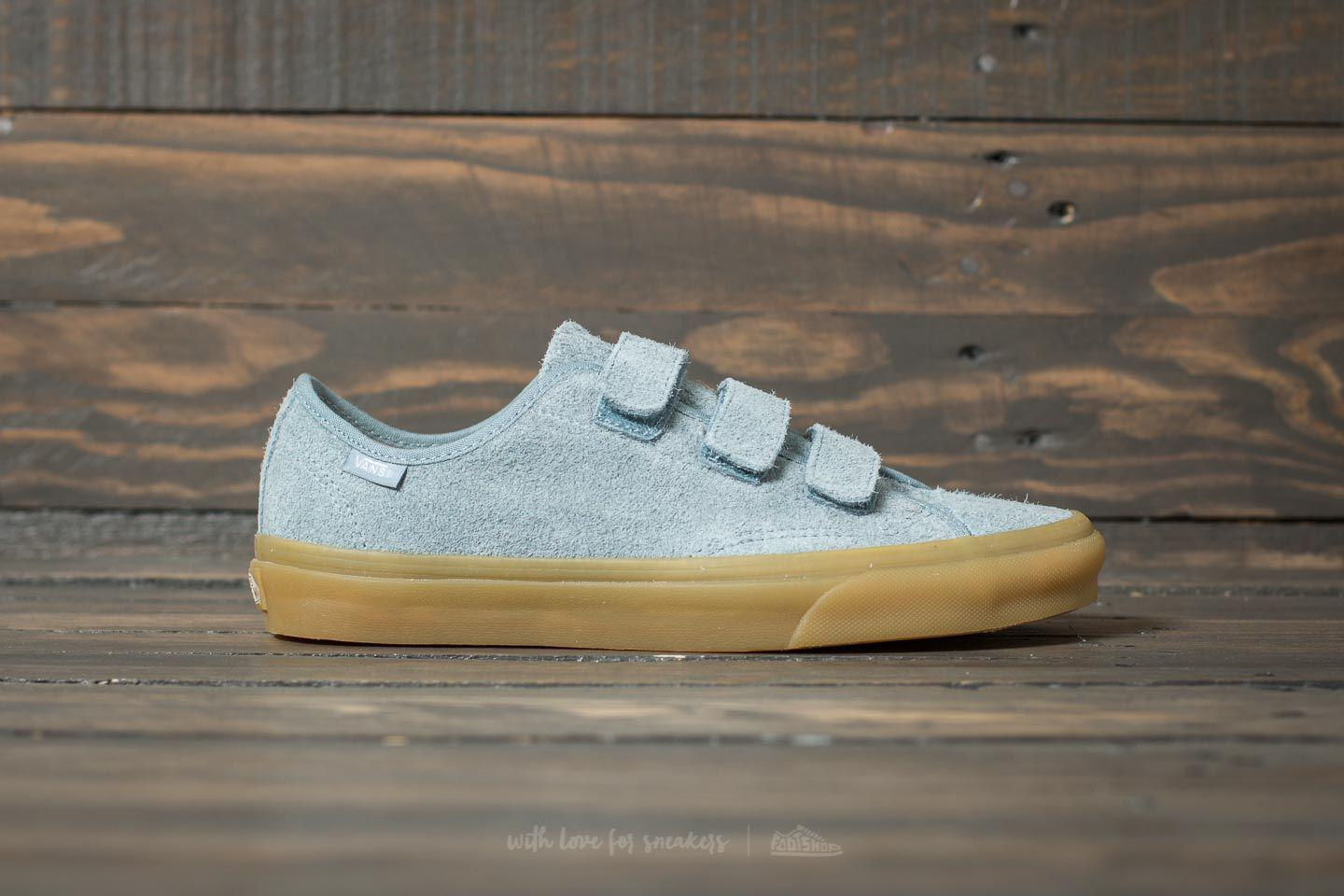 05a8a8cbf50 Lyst - Vans Style 23 V (fuzzy Suede) Arona