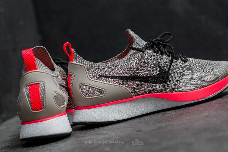 3331eeab49fd Lyst - Nike Wmns Air Zoom Mariah Flyknit Racer Premium String  Black ...
