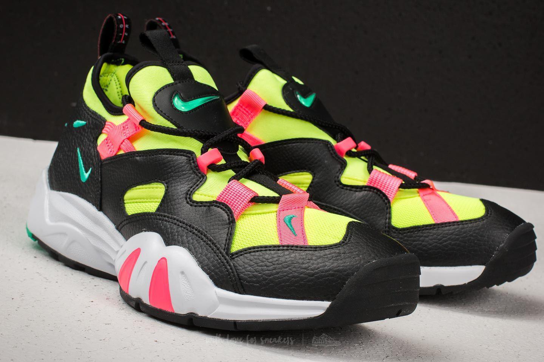 san francisco 14e79 f610e Nike Air Scream Lwp Black  Menta-racer Pink-volt in Black for Men - Lyst