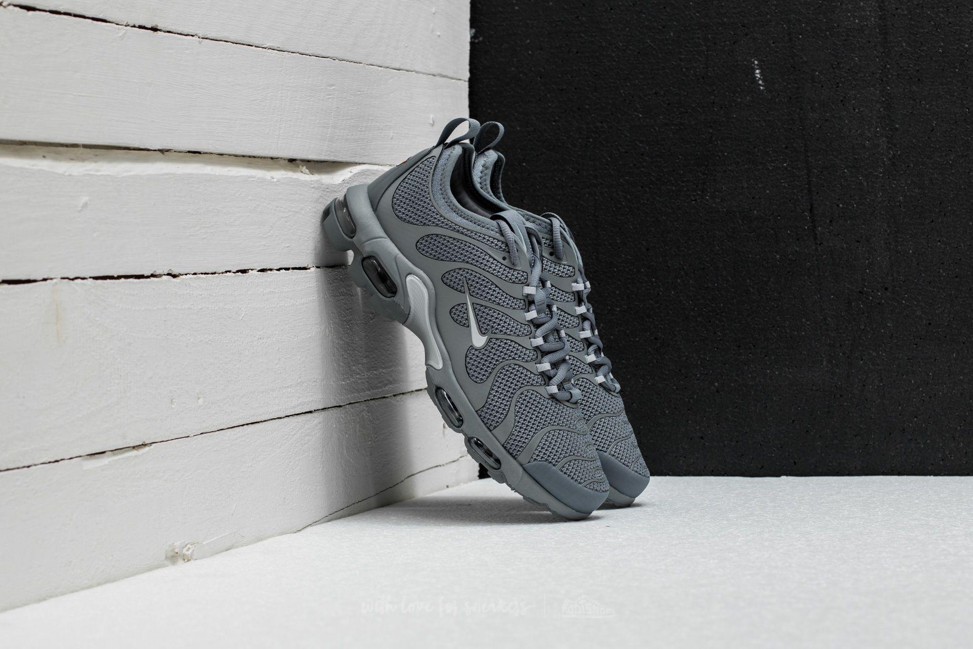 ad57619c6c28f Lyst - Nike Air Max Plus Tn Ultra Cool Grey  Wolf Grey-cool Grey in ...