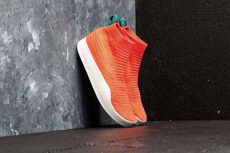 e6f72e7da3757 Lyst - adidas Originals Adidas Adilette Primeknit Sock Summer Trace ...