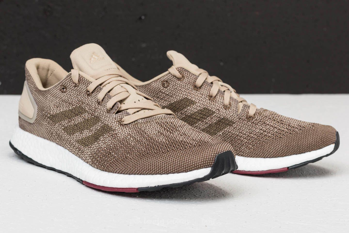the latest 624e2 62c32 closeout adidas pureboost dpr brown raw gold trace olive collegiate  burgundy running 18553 1dad7  official view fullscreen 2ab6f 490f6