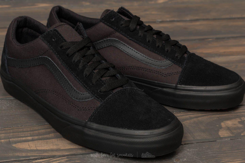 cd942b4421 Lyst - Vans Old Skool Uc (made For The Makers) Black  Black in Black ...