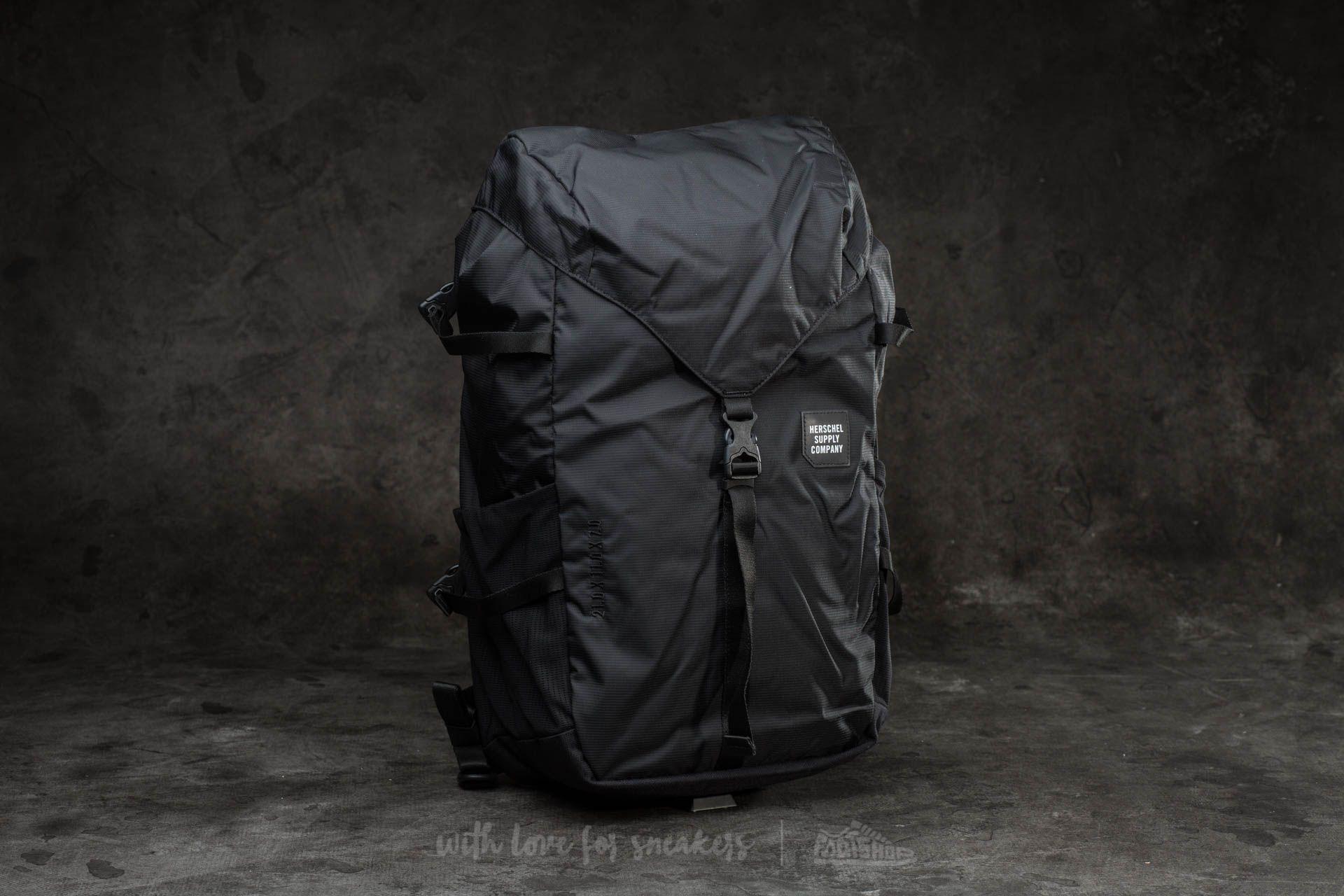 a4b7cb9d01f Lyst - Herschel Supply Co. Barlow Large Backpack Black in Black for Men