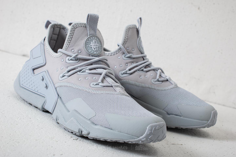 34ce19a4ea2b0 Lyst - Nike Air Huarache Drift Wolf Grey  White in Gray for Men