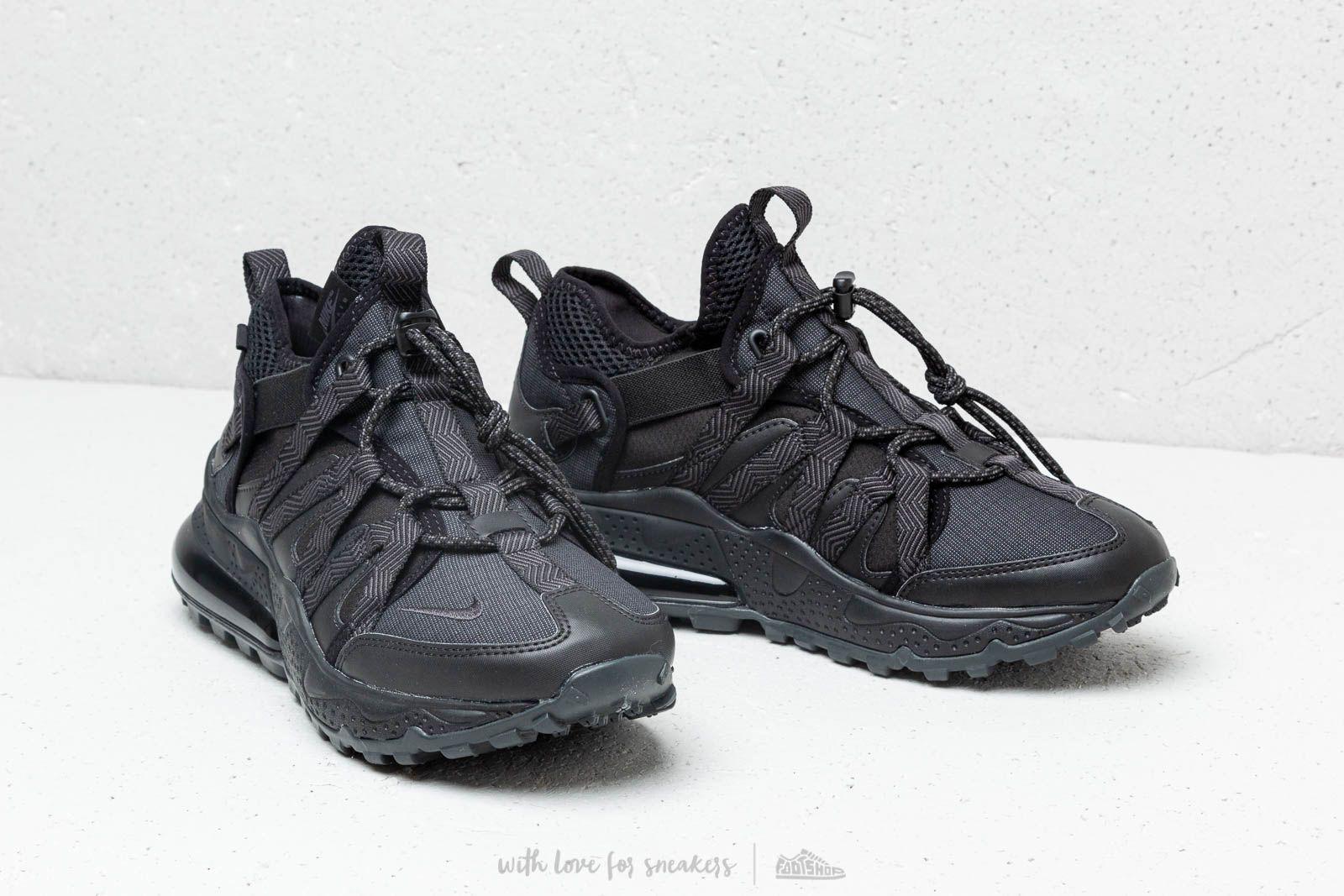 85e34c52e4655 Nike Air Max 270 Bowfin Black/ Anthracite-black in Black for Men - Lyst