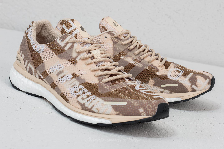 adidas Adidas x Undefeated adizero Adios 3 Supplier Colour/ Dune/ Core Black 0gs60io4v