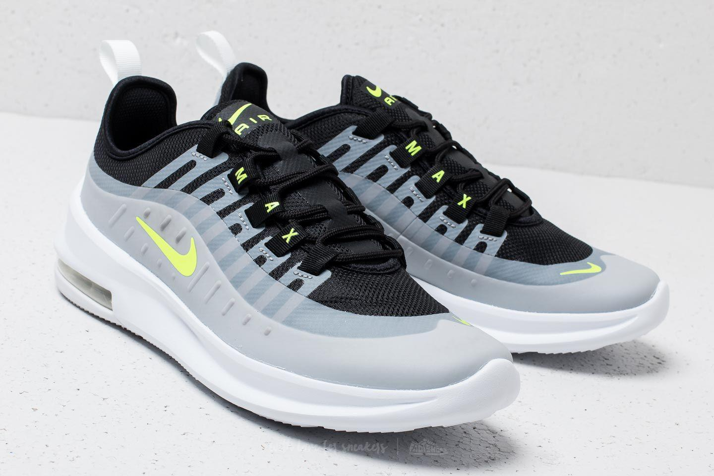 af762824a91 Lyst - Nike Air Max Axis (gs) Black  Volt-wolf Grey in Gray